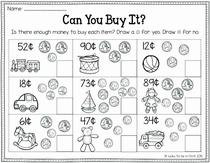 Counting Coins Worksheets 2nd Grade Making Change Worksheets 2nd Grade