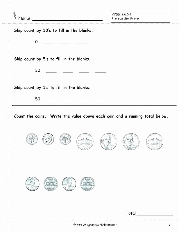 Counting Coins Worksheets 2nd Grade Paring Money Worksheets Free Printable Canadian Math for