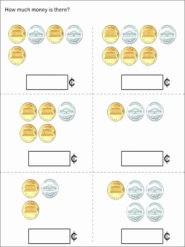 Counting Coins Worksheets First Grade Math Worksheets Counting Money – Jhltransports