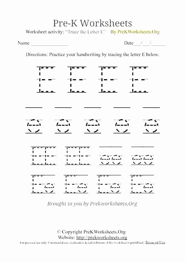 Counting Worksheets Preschool Free Prek Worksheets Preschool Tracing Pages Math K
