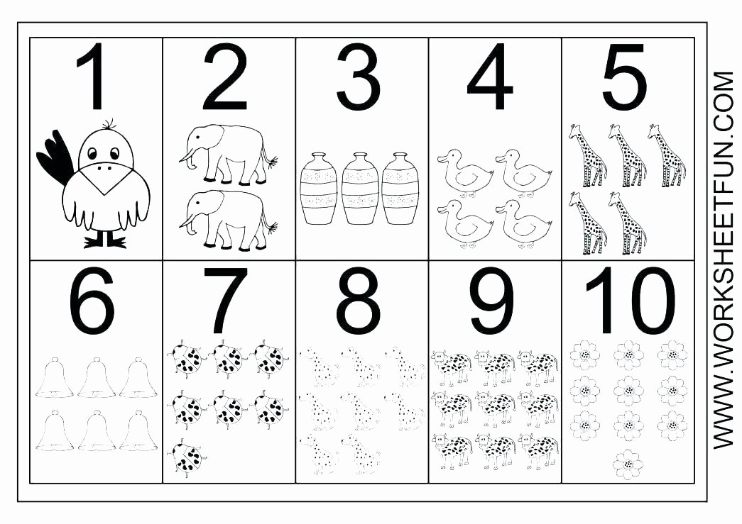 math worksheets kindergarten numbers 1 large printable and tracing missing 5 worksheet preschool