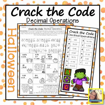 Crack the Code Math Worksheets Unique Valentines Crack the Code Worksheets & Teaching Resources