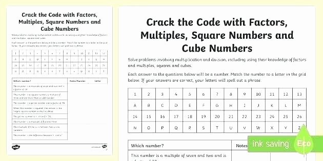 Crack the Code Worksheets Printable Luxury solving Absolute Value Equations and Inequalities Writing