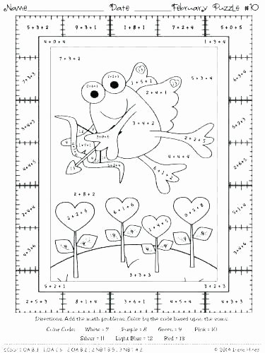 Crack the Code Worksheets Printable New Math Worksheet Crack the Code Math Worksheet Bb 30