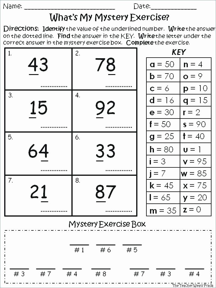Cracking the Code Math Worksheets Crack the Code Worksheets Printable Free Crack the Code