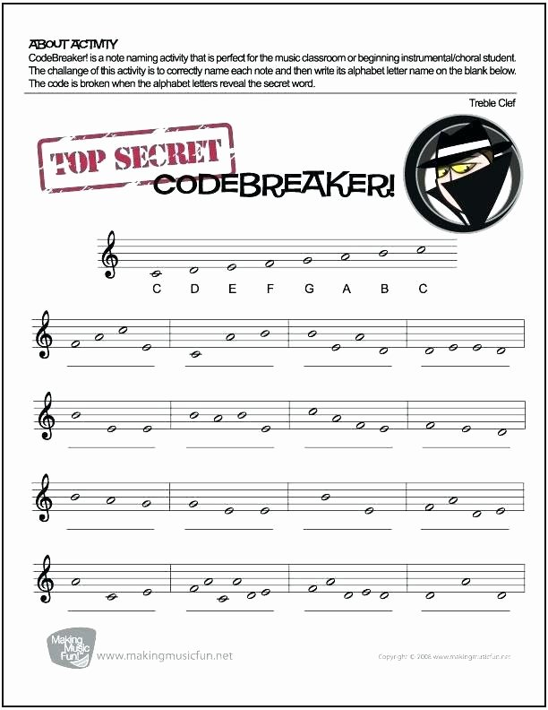 Cracking the Code Math Worksheets Free Coding Worksheets