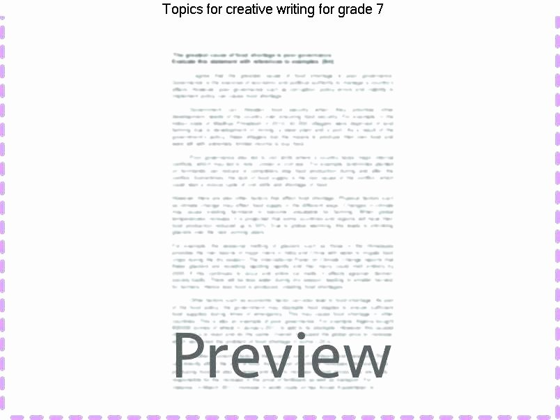 Creative Writing Worksheets Pdf Creative Writing topics for Grade 5 Free Printable Creative