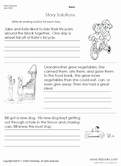 Creative Writing Worksheets Pdf Creative Writing Worksheets for Grade 2 Free within 3
