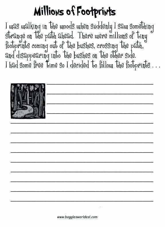 Creative Writing Worksheets Pdf Creative Writing Worksheets In Ideas for High School Pdf Worksh