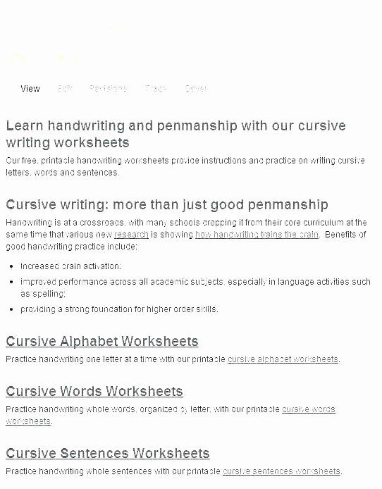 Cursive Alphabet Worksheets Pdf Cursive Worksheets Printable Writing Handwriting Improvement