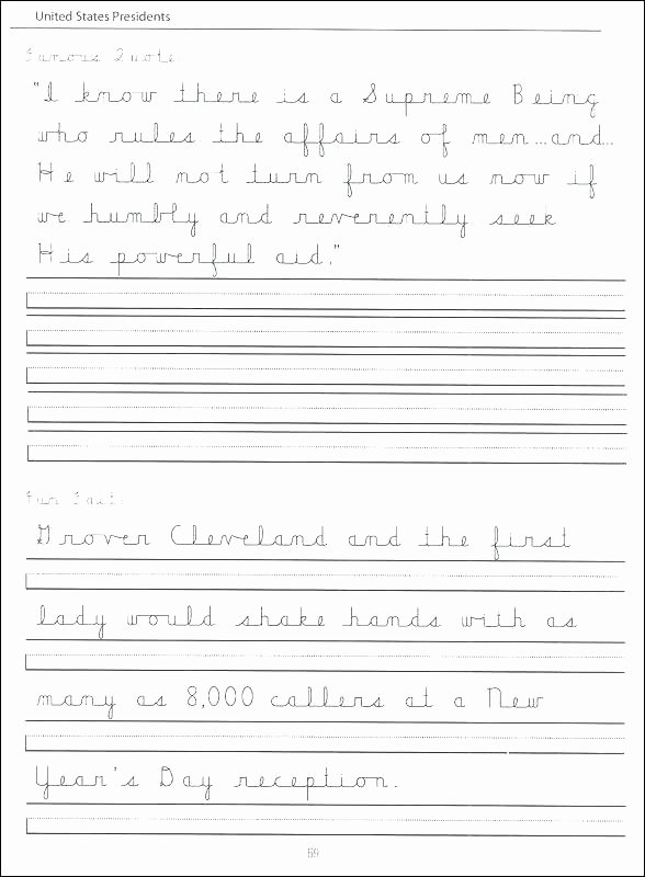 Cursive Paragraph Worksheets Cursive Writting Worksheets