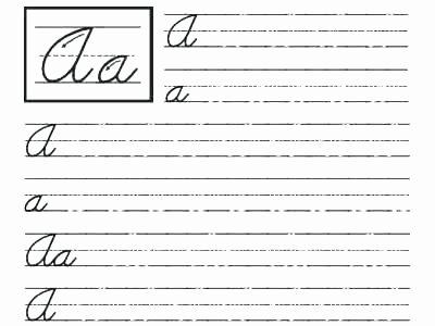 Cursive Practice Sheets Pdf Cursive Alphabet Worksheets Pdf