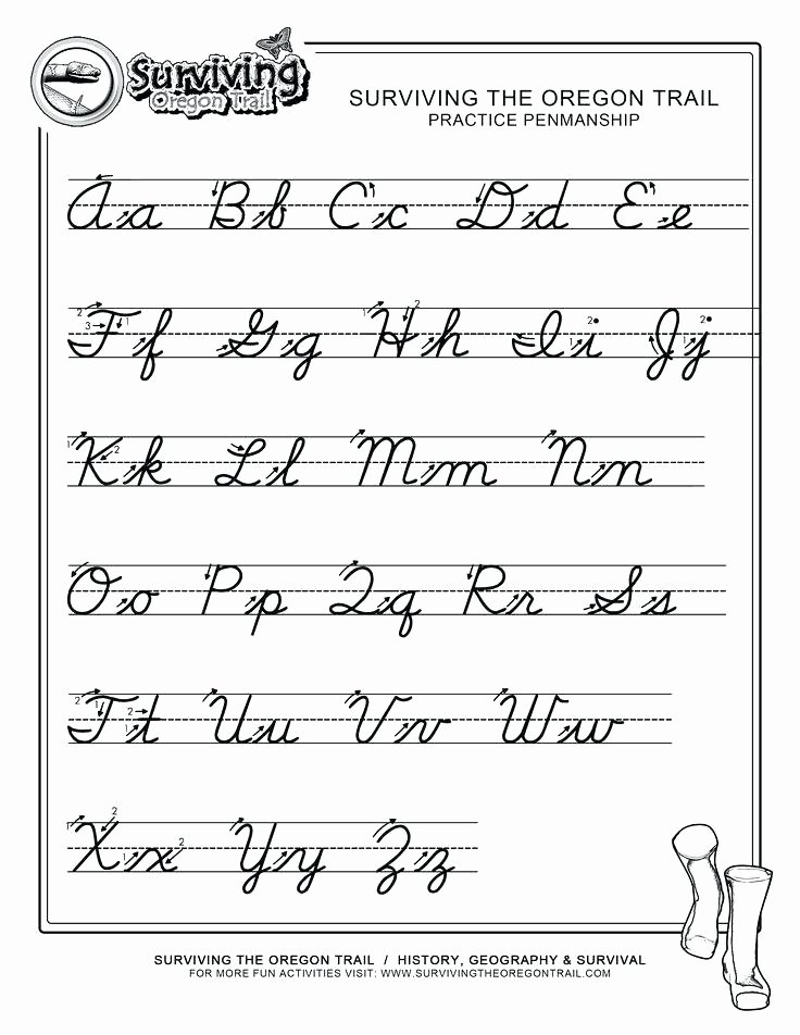 Cursive Practice Sheets Pdf Learn Cursive Handwriting Worksheets – butterbeebetty