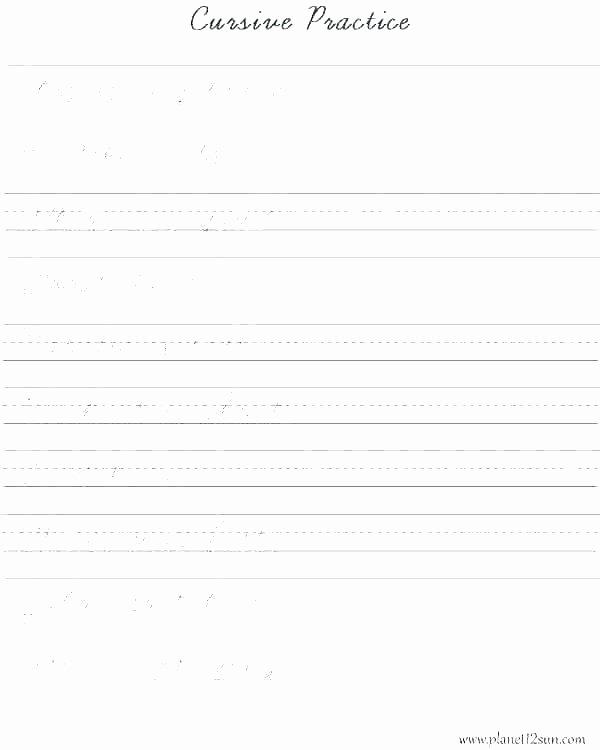 Cursive Sentences Worksheets Printable Free Printable Grade Writing Worksheets 5th Learning to