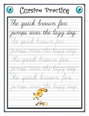 Cursive Writing Sentences Worksheets Cursive Writing Sentences Worksheets
