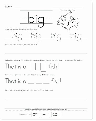 Cursive Writing Sentences Worksheets Free Printable Sentence Writing Worksheets Ting Kindergarten
