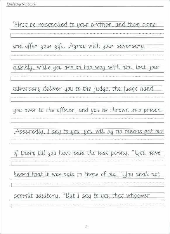 Cursive Writing Sentences Worksheets Sentence Writing Practice Worksheets Free Printable