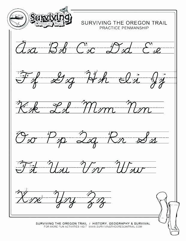 Cursive Writing Sheets Pdf Basic Cursive Writing Worksheets Handwriting Worksheets for