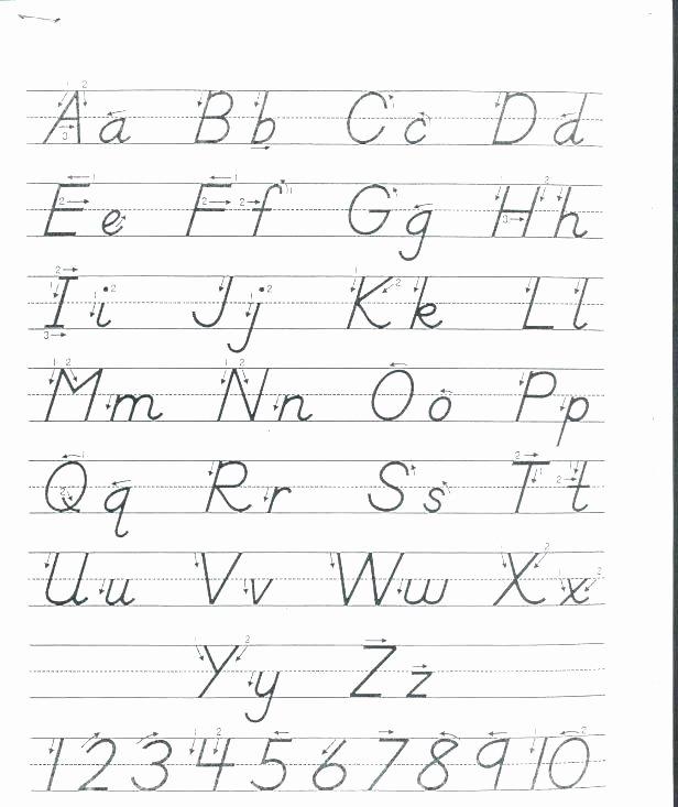 Cursive Writing Sheets Pdf Cursive Writing Worksheets Pdf