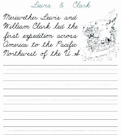 Cursive Writing Sheets Pdf Handwriting Worksheets for Grade and Based Activities theme