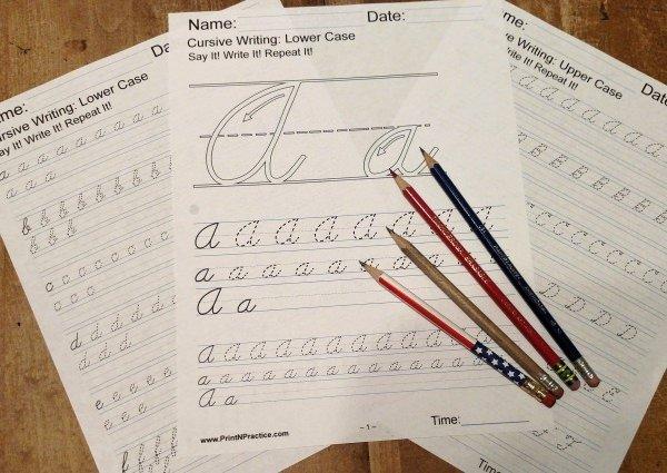 Cursive Writing Worksheets Sentences Catholic Cursive Writing Worksheets ❤ ❤ Baltimore Catechism