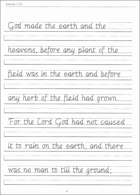Cursive Writing Worksheets Sentences Traceable Handwriting Worksheets Download Free Educational