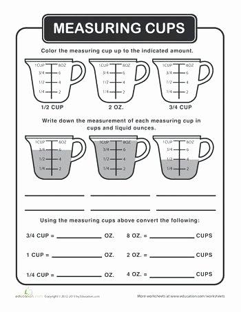 measurement worksheets grade 7 awesome liquid of elegant measuremen