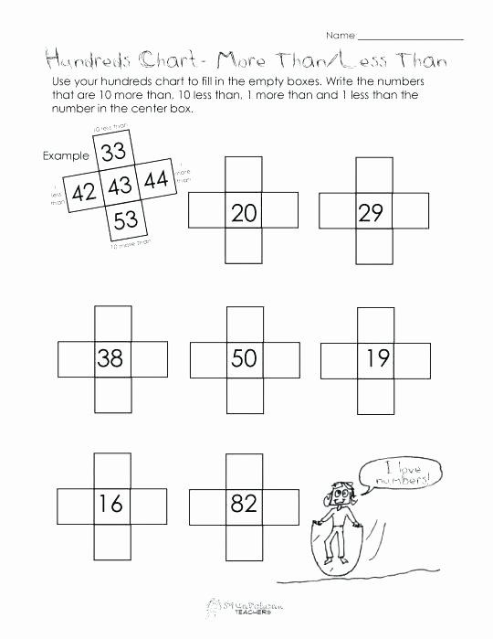 Cut and Paste Sequencing Worksheets Printable Number Sequence Worksheets for Kindergarten Free