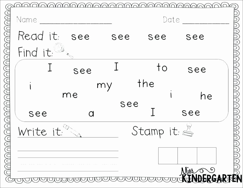Cut and Paste Worksheets Elegant Free Printable Kindergarten Worksheets Alphabet Cut and