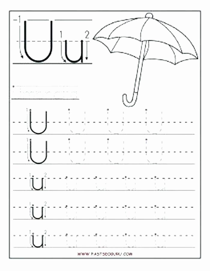 Cut and Paste Worksheets Fresh Letter U Cut and Paste Worksheets Letter U Worksheets for