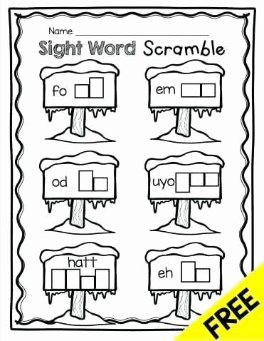 Cut and Paste Worksheets Kindergarten Reading Prehension Passages Activities for Worksheets