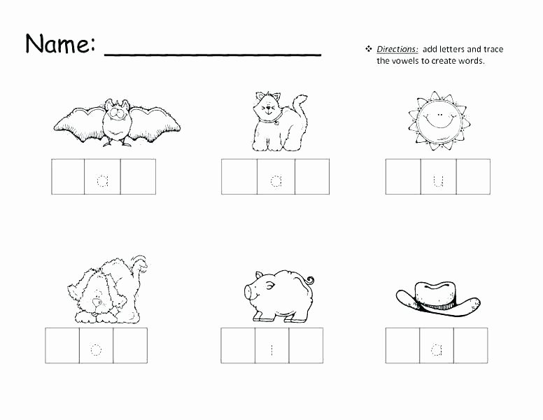 Cvc Worksheets Pdf Phonics Words Activity Phonics Worksheets Words Cvc