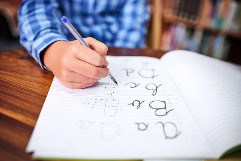 D Nealian Cursive Worksheets Print and Cursive Handwriting Fonts for Educators