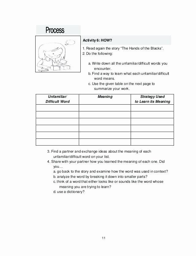 Daily Edits Worksheets Grade 8 Writing Worksheets