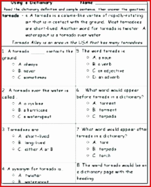 Decoding Worksheets for 1st Grade Beautiful 1st Grade Reading Prehension Worksheets Pdf 1 Best 5
