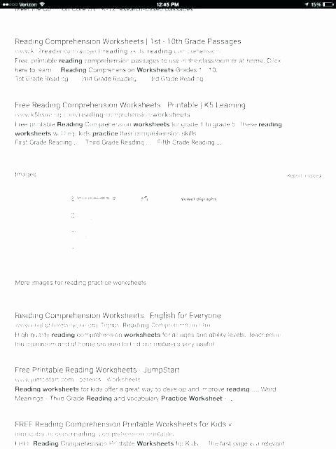 Decoding Worksheets for 1st Grade Best Of Worksheets for Grade Reading Decoding Words Free Printable