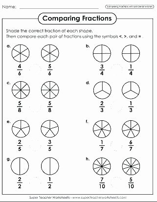 Decomposing Fractions Worksheets 4th Grade Fractions Worksheets Grade 7 Free Fourth Fraction Math