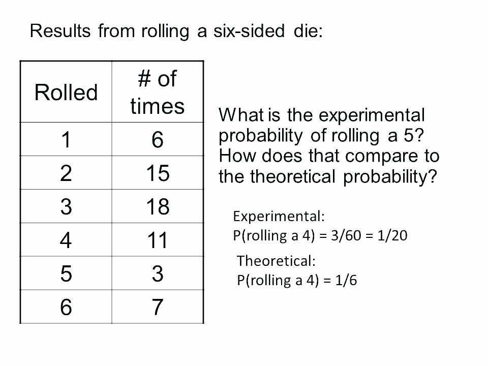 Dependent Probability Worksheets Statistics and Probability Worksheets