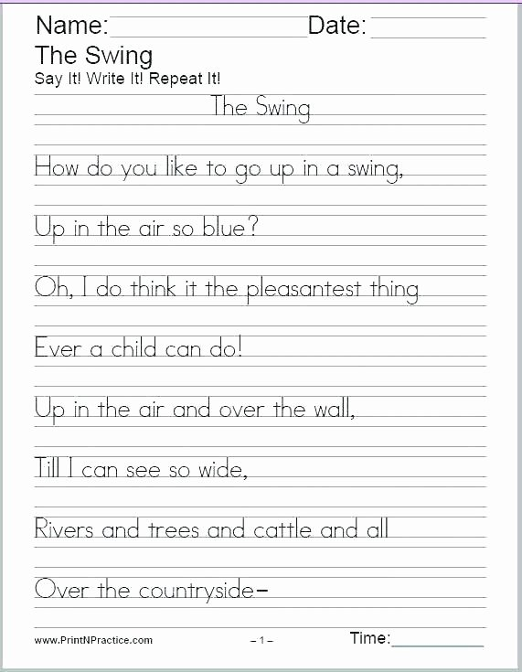 Dialogue Worksheets 4th Grade Paragraph Correction Worksheets Unique Daily Editing Grade 5