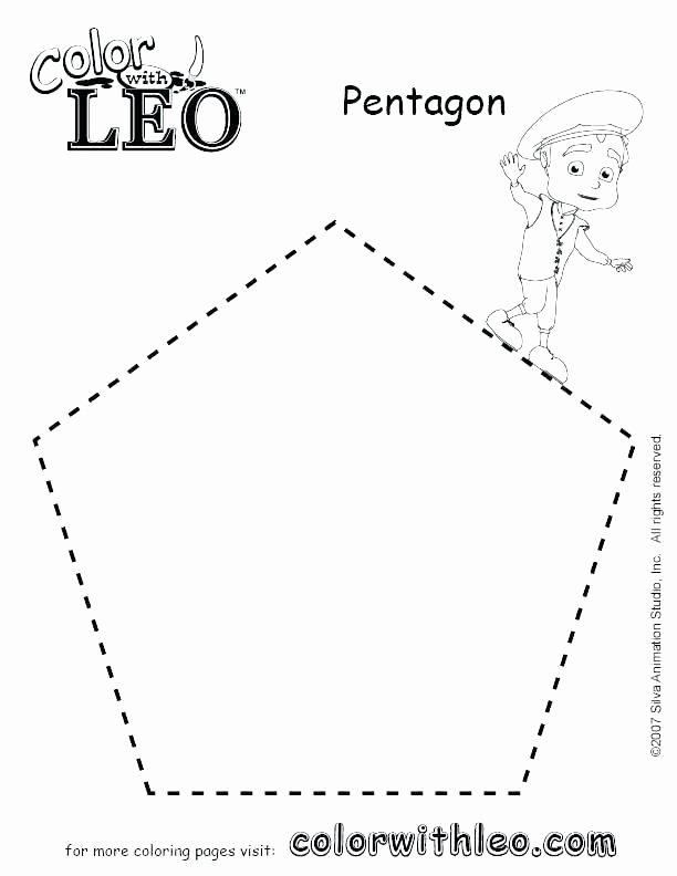 Diamond Worksheets for Preschool Free Preschool Tracing Shapes Worksheets Includes A Pentagon