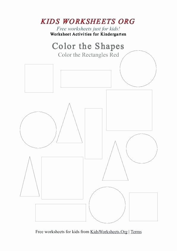 Diamond Worksheets for Preschool Printable Shapes Template Free Preschool Coloring Pages