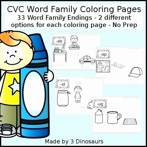 Dinosaur Worksheets for Kindergarten Ad Family Worksheets