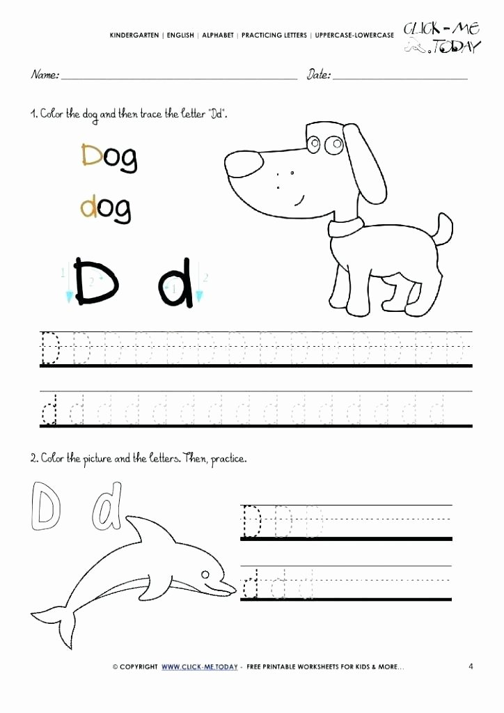 Dinosaur Worksheets Kindergarten Free Printable Worksheets for Kindergarten