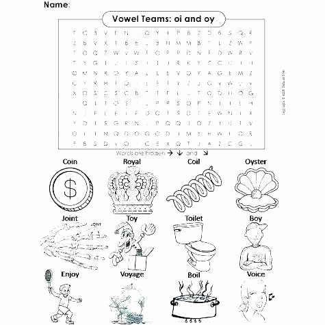 Diphthong Oi Oy Worksheets Oy Phonics Worksheets – butterbeebetty