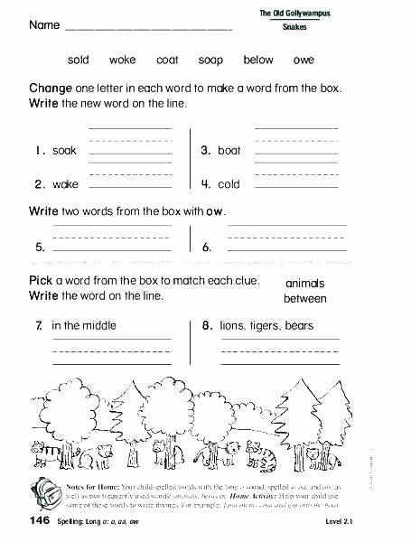 Diphthongs Oi Oy Elegant Diphthongs and Vowel Oi Ow Worksheets In Vowels Oy Ou Pdf