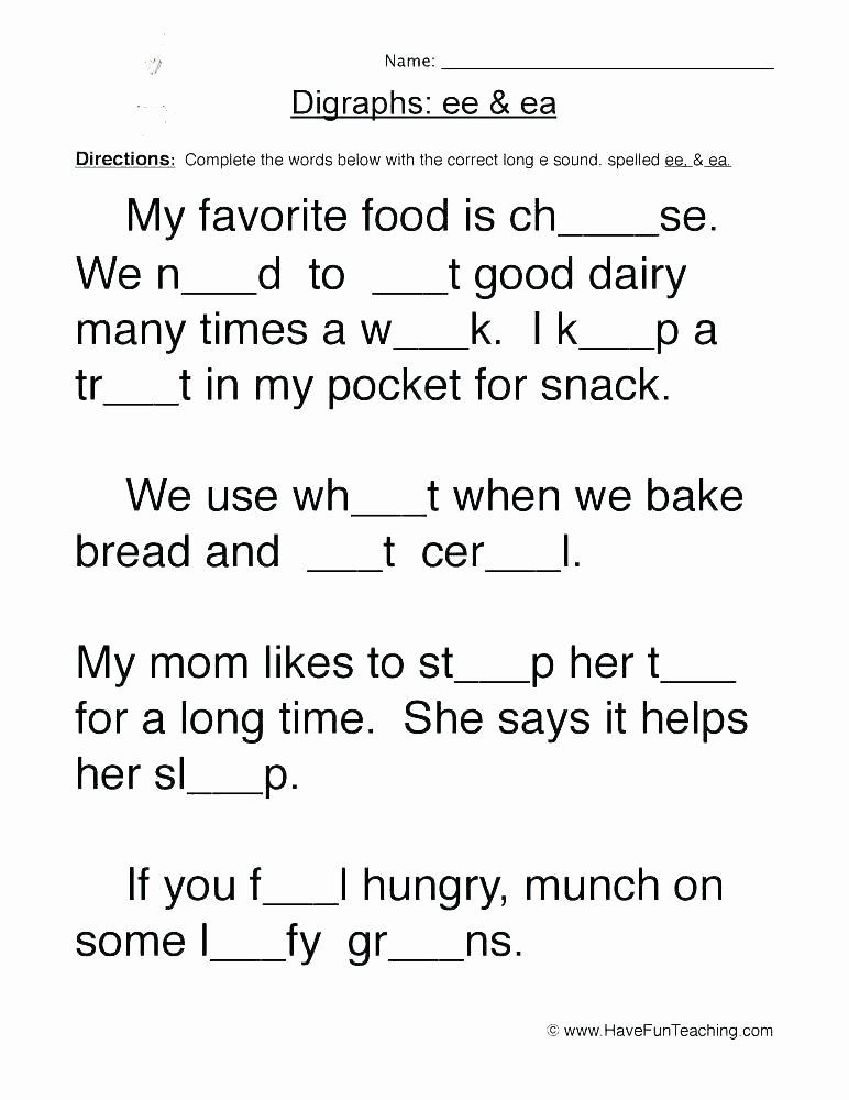 r controlled vowels worksheets worksheet long grade 2 murmur vowel digraphs ee ea 2nd pdf
