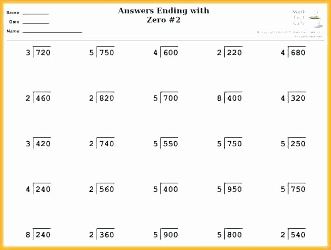 Division Worksheets for Grade 2 Division Practice Worksheets 4th Grade – Katyphotoart