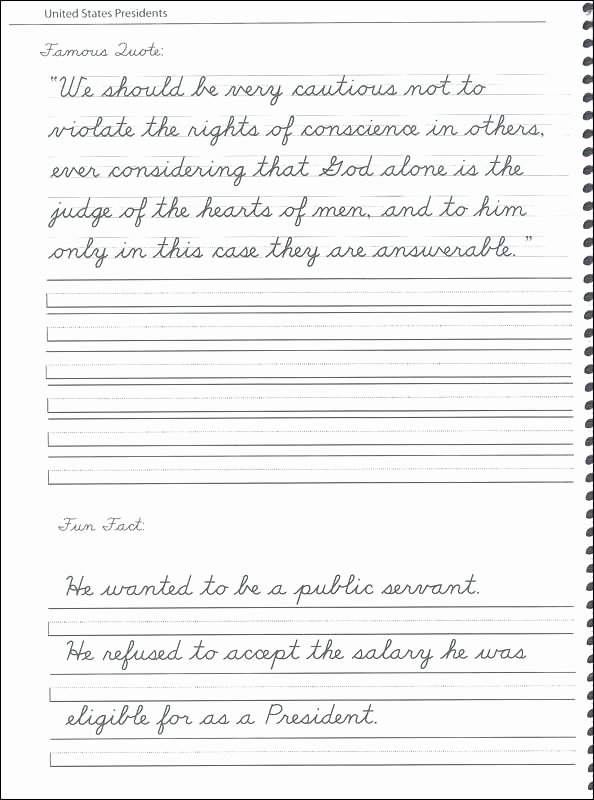 Dnealian Handwriting Worksheet D Nealian Cursive Worksheets