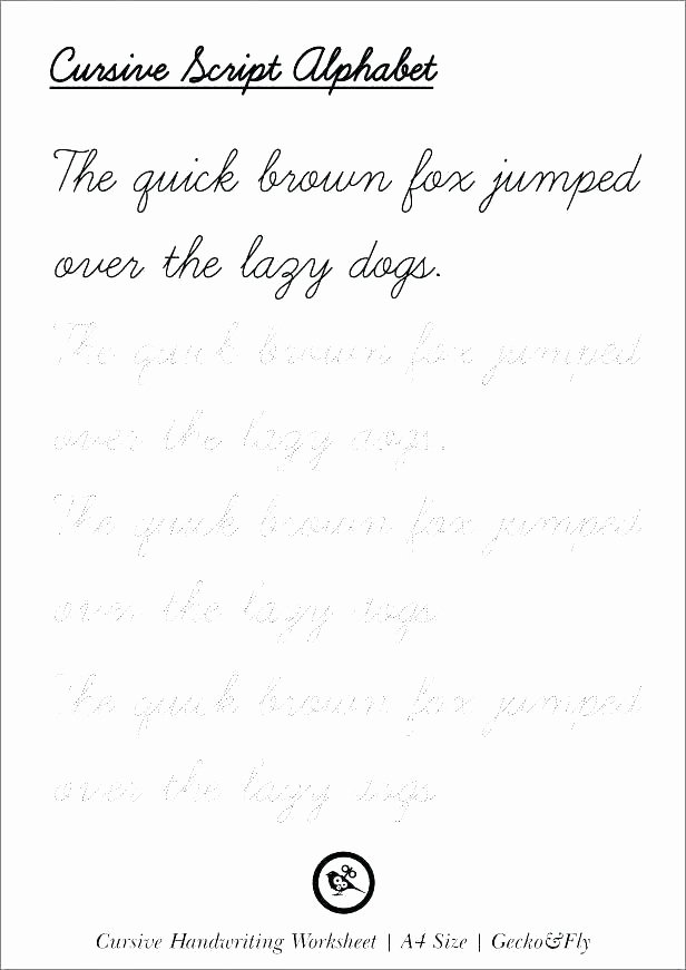 Dnealian Handwriting Worksheet D Nealian Cursive Writing Worksheets Free Handwriting