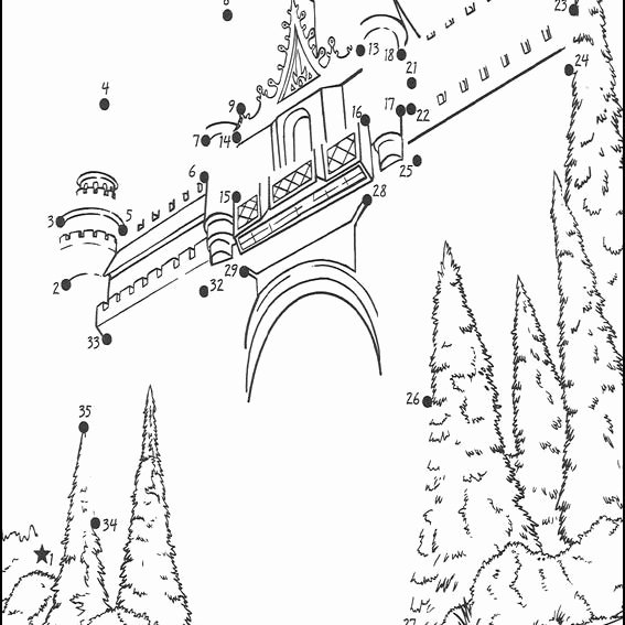 Dot Art Coloring Pages 53 Connect the Dots Worksheets ordered by Difficulty